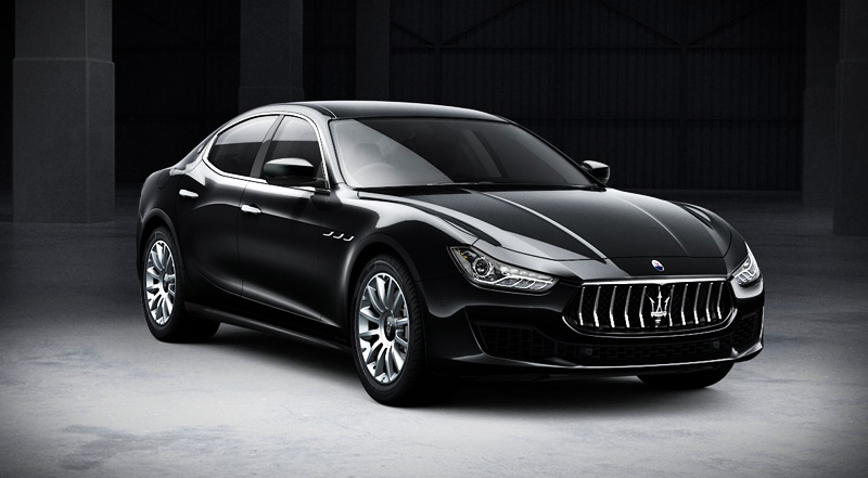Noleggio Maserati a Milano. PAS International Travel